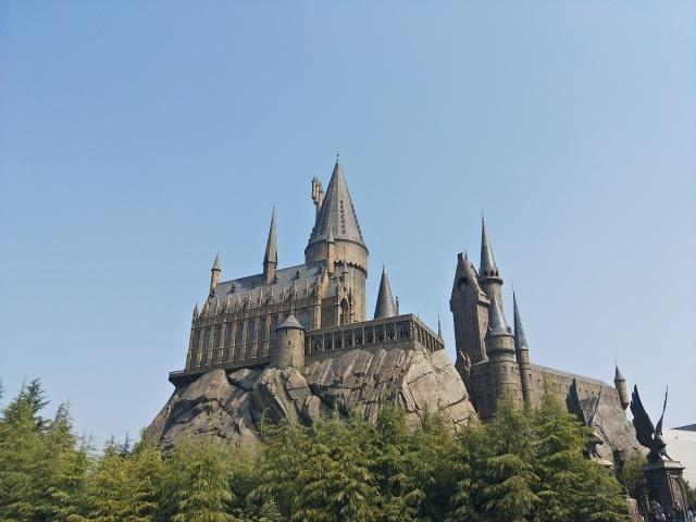 Hogwarts at Universal Osaka